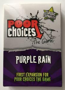 Poor Choices: Purple Rain Expansion