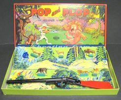 Pop and Plop Shooting Game