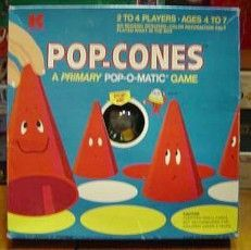Pop-Cones