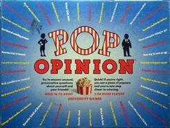 Pop Opinion