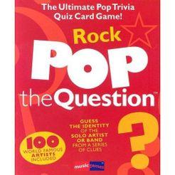 Pop The Question: Rock