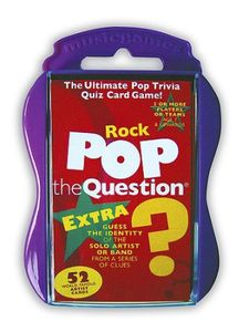 Pop the Question: Rock Extra