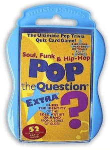 Pop the Question: Soul, Funk And Hip Hop Extra