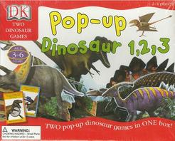 Pop-Up Dinosaur 1,2,3