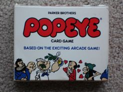 Popeye Card game
