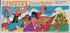 Popeye's Treasure Map Game