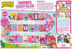 Poppet's Party Game