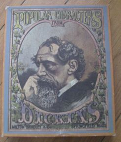 Popular Characters from Dickens