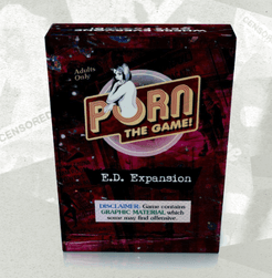 PORN: The Game! – The Extreme Drunkard Expansion
