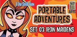 Portable Adventures: Iron Maidens