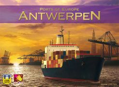 Ports of Europe: Antwerpen