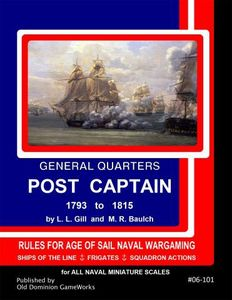 Post Captain: 1793 to 1815