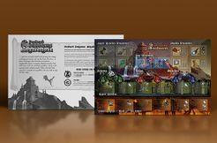 Postcard Dungeons: MEGADUNGEON