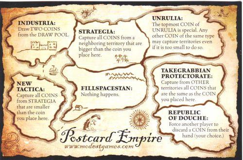 Postcard Empire