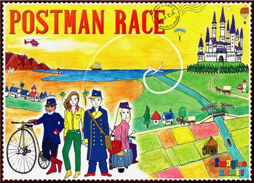 Postman Race