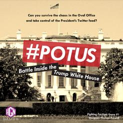 #POTUS: Battle Inside the Trump White House
