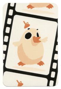 Poule Poule: Oka Luda Goose Card