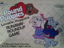 Pound Puppies Runaway-Roundup Game
