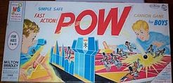 POW! The Cannon Game for Boys