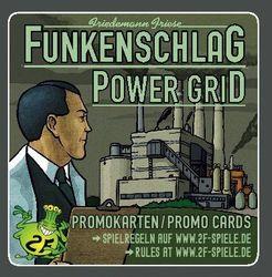 Power Grid: BGG Promo Card Set