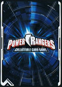 Power Rangers Collectible Card Game