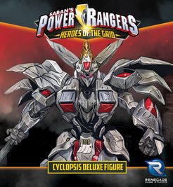 Power Rangers: Heroes of the Grid – Cyclopsis Deluxe Figure