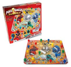 Power Rangers Samurai Pop 'N' Race