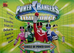 Power Rangers Time Force Circle of Power Game