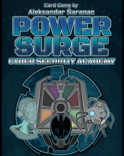 Power Surge: Cyber Security Academy – The Card Game