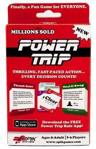 Power Trip Card Game
