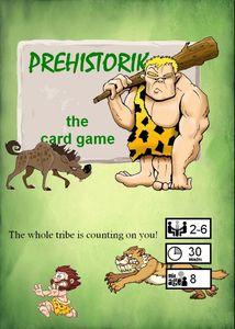 Prehistorik: the card game