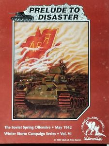 Prelude to Disaster: The Soviet Spring Offensive