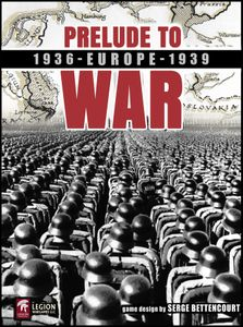Prelude to War: Europe 1936-1939