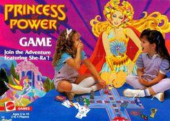 Princess of Power Game