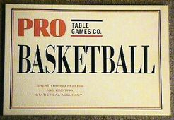 Pro Table Games Co.: Basketball