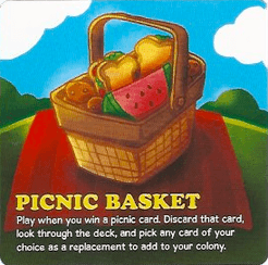 Problem Picnic: Attack of the Ants – Picnic Basket Promo