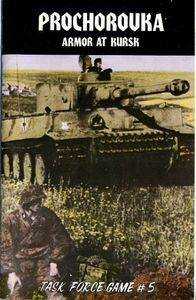 Prochorovka: Armor at Kursk