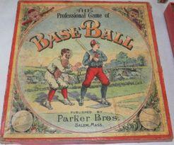 Professional Game of Baseball