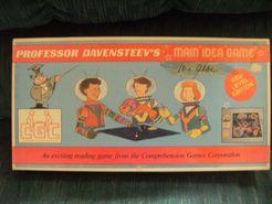 Professor Davensteev's main idea board game