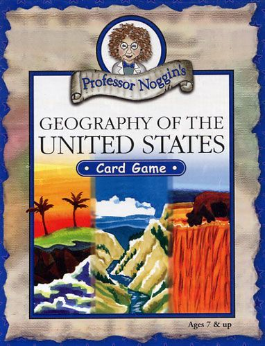 Professor Noggin's Geography of the United States