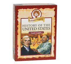 Professor Noggin's History of the United States