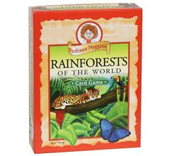 Professor Noggin's Rainforests of the World