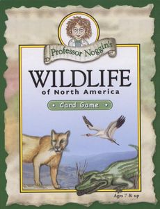 Professor Noggin's Wildlife of North America