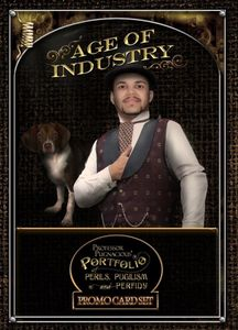 Professor Pugnacious: Age of Industry