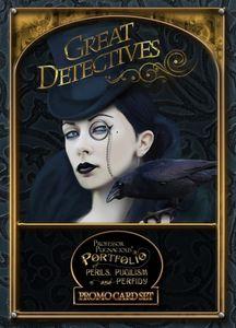 Professor Pugnacious: Great Detectives