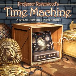 Professor Ravenwood's Time Machine