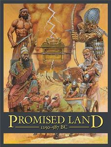 Promised Land: 1250-587 BC