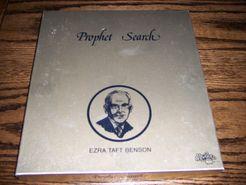 Prophet Search: Ezra Taft Benson