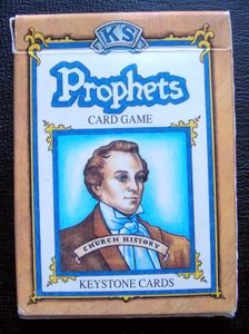 Prophets Card Game