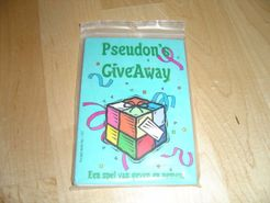 Pseudon's GiveAway